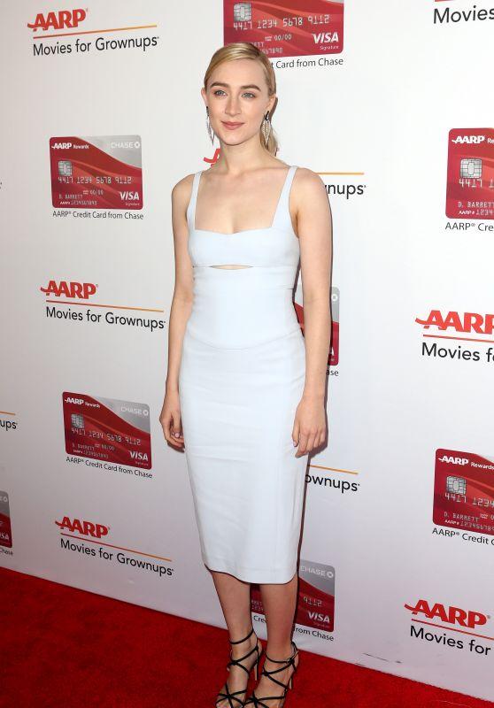 Saoirse Ronan - AARP The Magazine