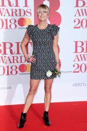 Sara Cox – 2018 Brit Awards in London