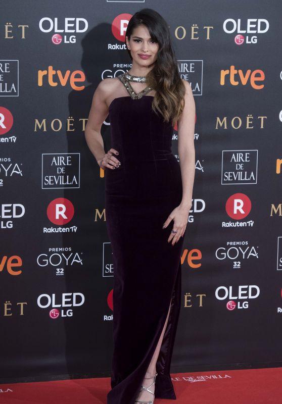 Sara Salamo – 2018 Goya Awards in Madrid
