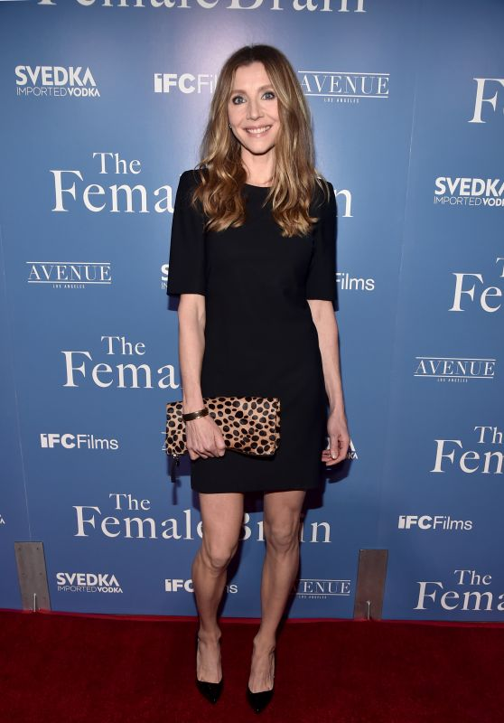 "Sarah Chalke – ""The Female Brain"" Premiere in Los Angeles"