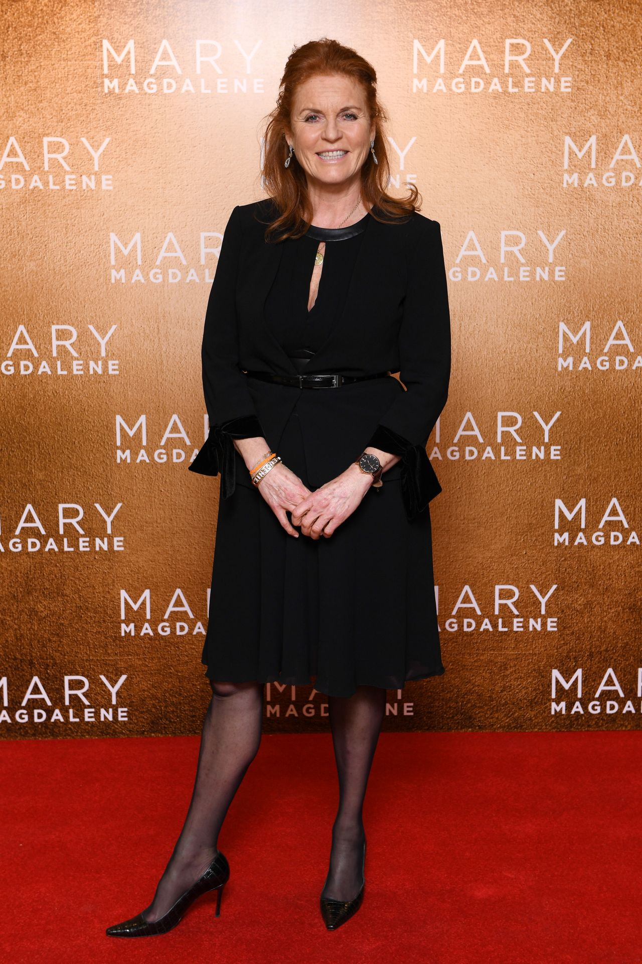 Sarah Ferguson Mary Magdalene Screening In London