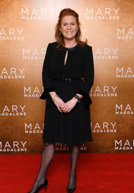 "Sarah Ferguson – ""Mary Magdalene"" Screening in London"