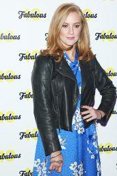Sarah-Jane Mee – Fabulous Magazine 10th Birthday Party in London