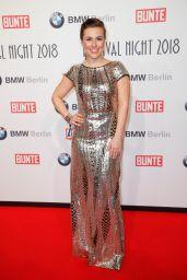 Sarah Tkotsch – BUNTE & BMW Host Festival Night, Berlinale 2018