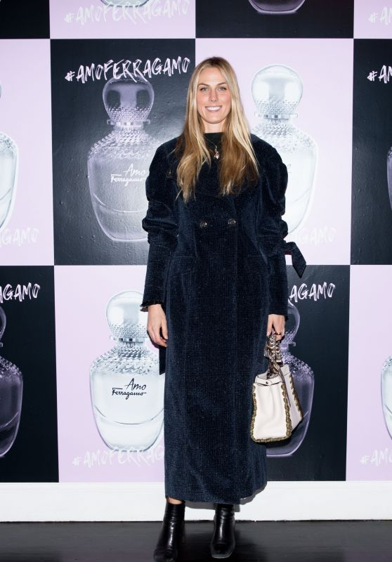 Selby Drummond – Amo Ferragamo hosted by Suki Waterhouse at NYFW