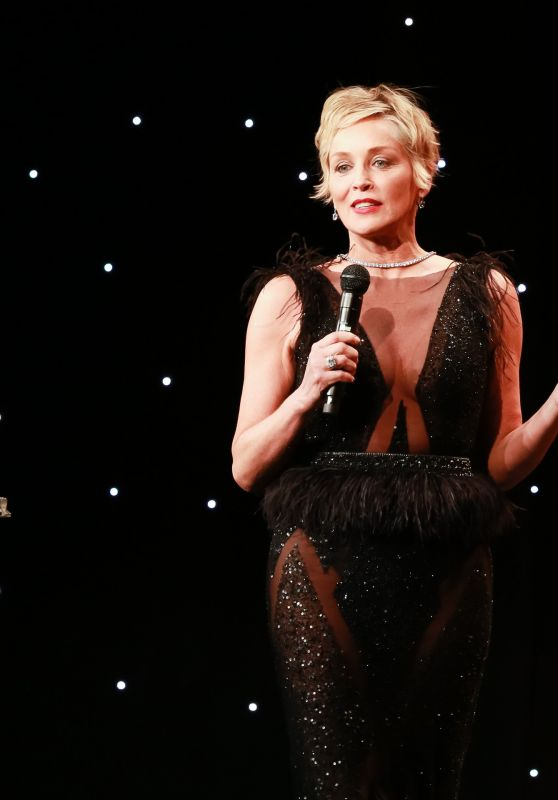 Sharon Stone - Forbes Travel Guide