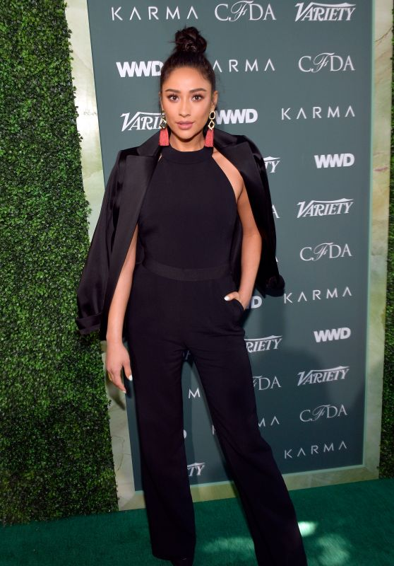 Shay Mitchell – Variety, WWD and CFDA's Runway to Red Carpet Event in LA
