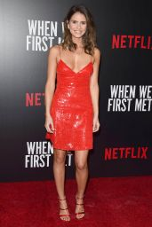 "Shelley Hennig - ""When We First Met"" Screening in LA"