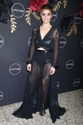 """Shiri Appleby - Anti-Valentine's Bash for the """"UnREAL"""" and """"Mary Kills People"""" Premieres in West Hollywood"""