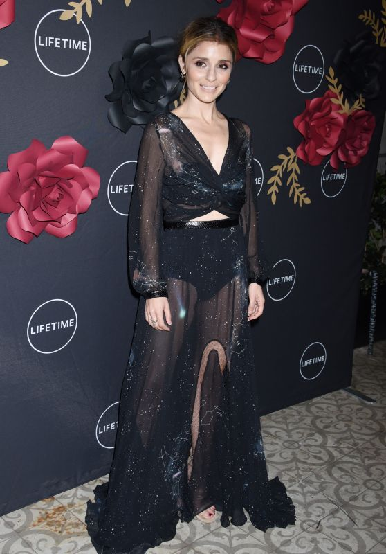 "Shiri Appleby - Anti-Valentine's Bash for the ""UnREAL"" and ""Mary Kills People"" Premieres in West Hollywood"