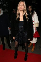 Sienna Miller - Vogue and Tiffany & Co Party in London
