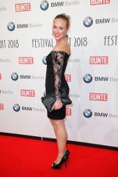 Sina Tkotsch – BUNTE & BMW Host Festival Night, Berlinale 2018