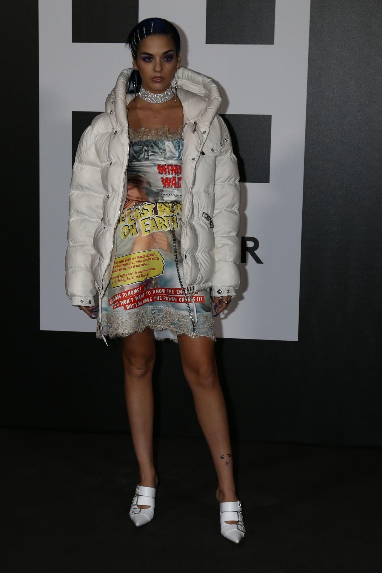 Sita Abbelan – Moncler Genius Project, Milan Fashion Week ...