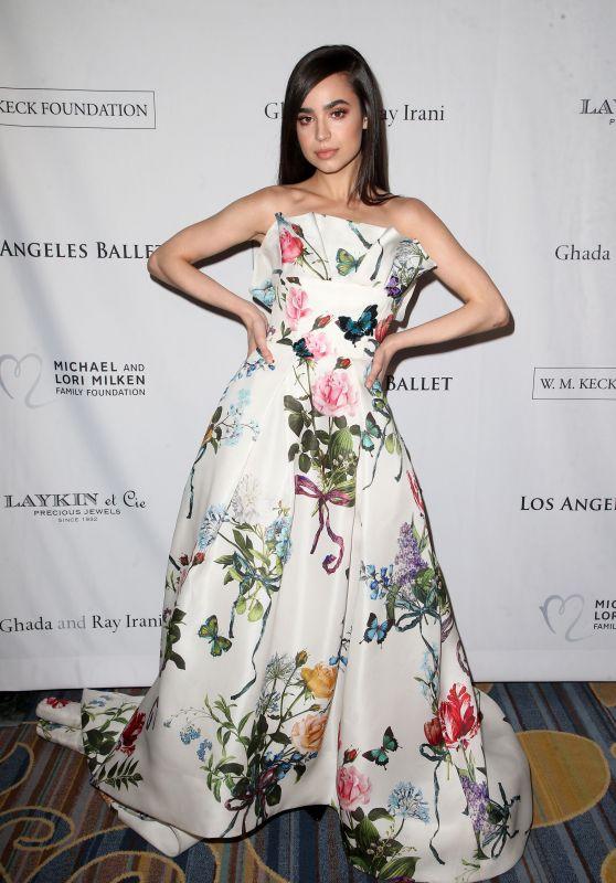 Sofia Carson – 2018 Los Angeles Ballet Gala