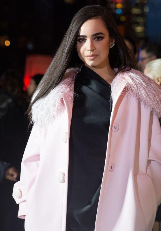 Sofia Carson -Marc Jacobs Fashion Show, NYFW 02/14/2018