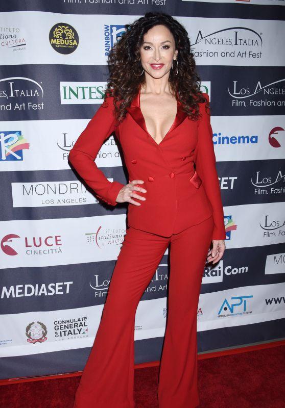 Sofia Milos - 2018 Los Angeles Italia Film, Fashion and Art Festival