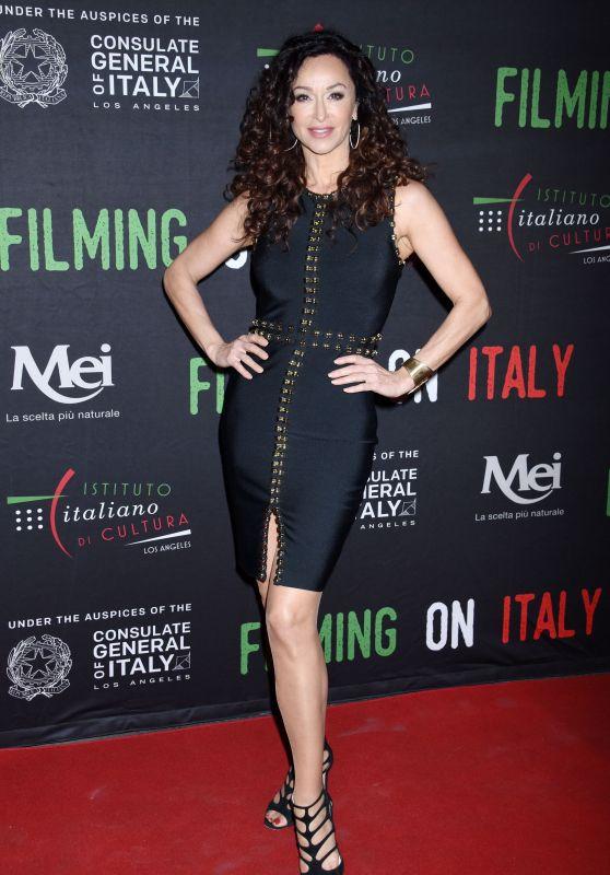 Sofia Milos – Italian Institute of Culture Los Angeles Creativity Awards 2018