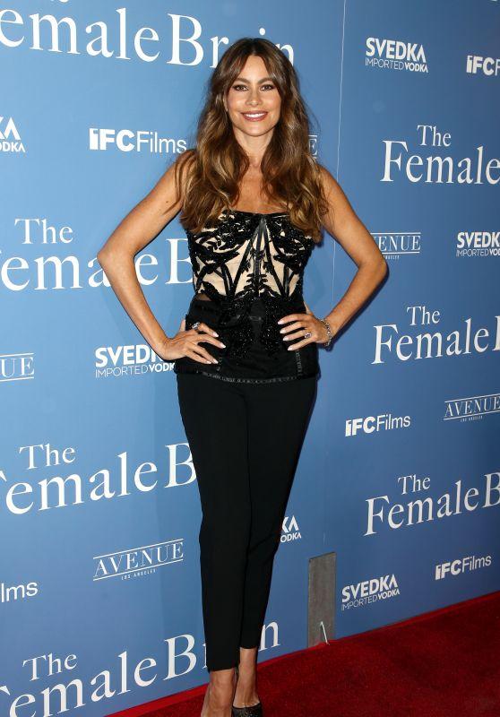 """Sofia Vergara – """"The Female Brain"""" Premiere in Los Angeles"""