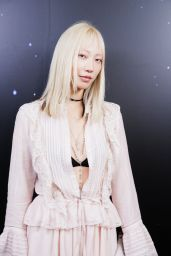 Soo Joo Park – Zadig and Voltaire FW18, NYFW in New York