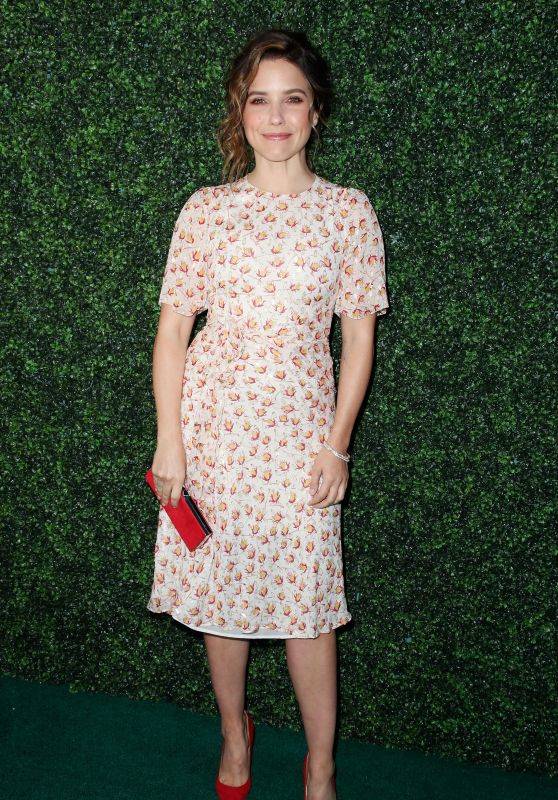 Sophia Bush - Variety, WWD and CFDA's Runway to Red Carpet Event in LA
