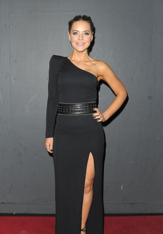 Stephanie Waring – Kym Marsh Footprint Charity Ball in Manchester