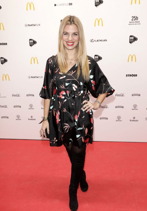 Susan Sideropoulos – 99Fire-Films-Award at Berlinale 2018