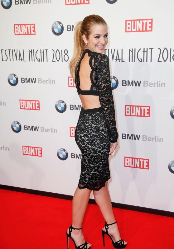 Susan Sideropoulos – BUNTE & BMW Host Festival Night, Berlinale 2018