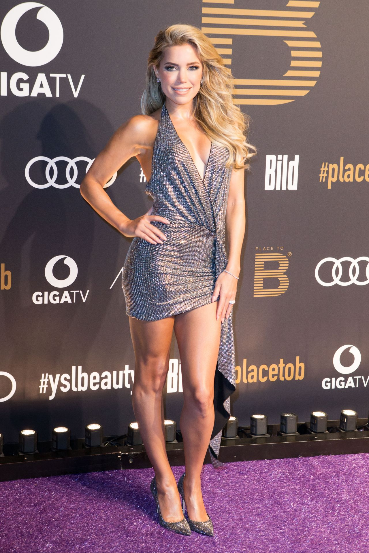 Sylvie Meis Place To B Party In Berlin