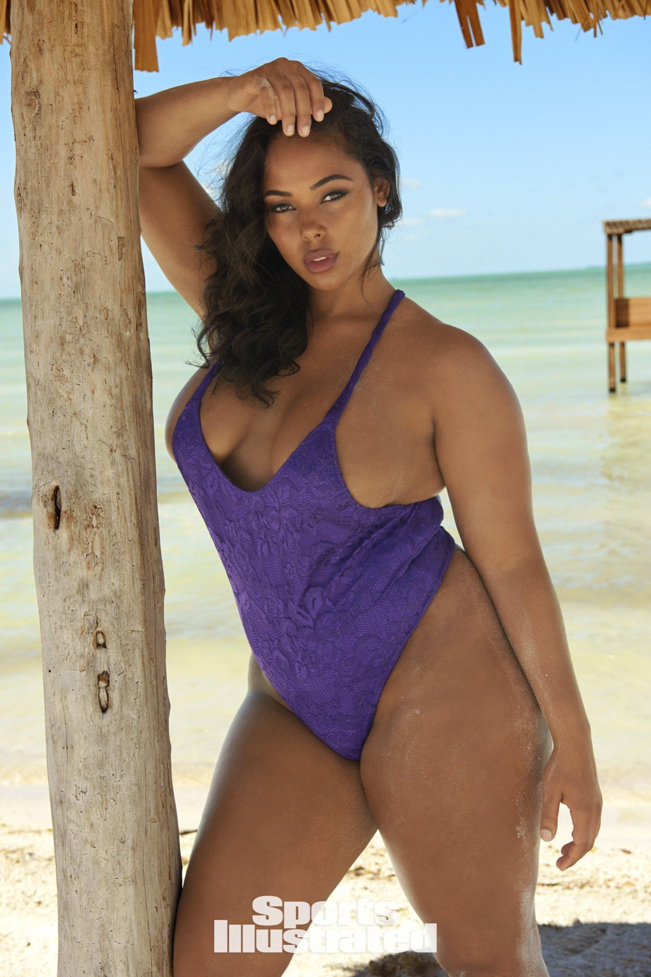 Tabria Majors Sports Illustrated Swimsuit Issue 2018