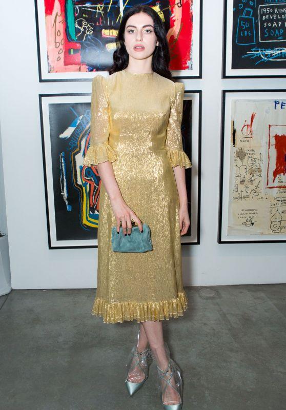 Tali Lennox – Sandra Choi and Virgil Abloh Host NYFW Dinner in NYC