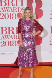 Tallia Storm – 2018 Brit Awards in London