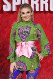 """Tallia Storm - """"Red Sparrow"""" Premiere in London"""