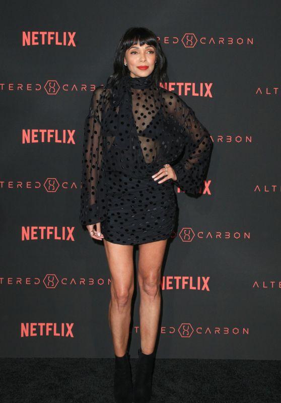 "Tamara Taylor – ""Altered Carbon"" Season 1 Premiere in Los Angeles"