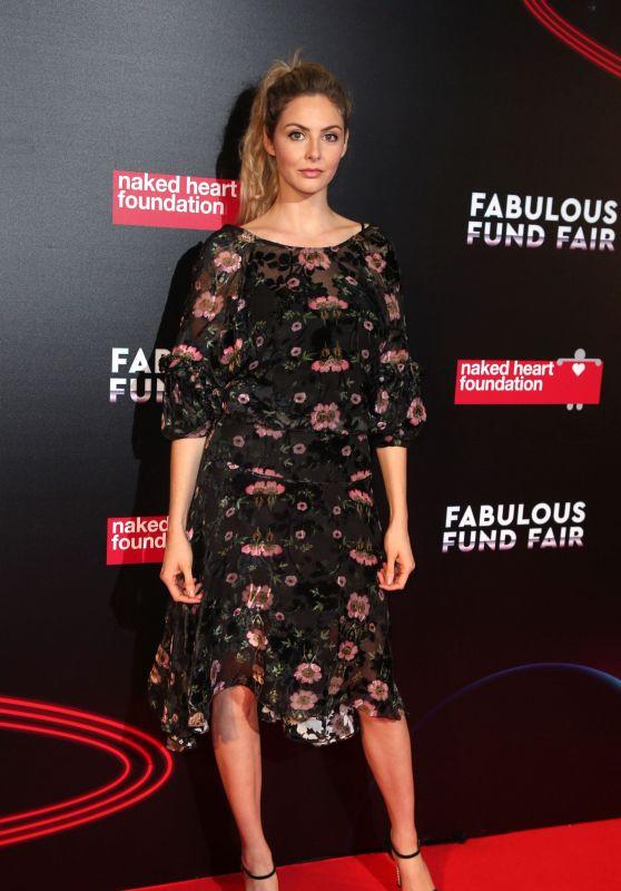Tamsin Egerton – London's Fabulous Fund Fair 2018