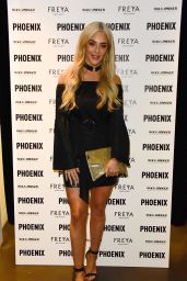 """Taylor Ward – Wolf & Badger and Phoenix """"A Celebration of Independence"""" Party at LFW"""