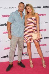 Tegan Martin – Cosmopolitan + Tinder Annual Bachelor of the Year Award in Sydney