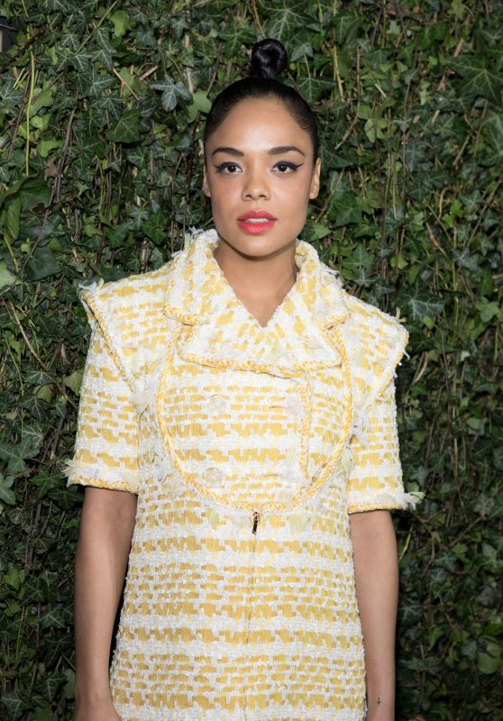 Tessa Thompson – British Academy Film Awards Nominees Party in London