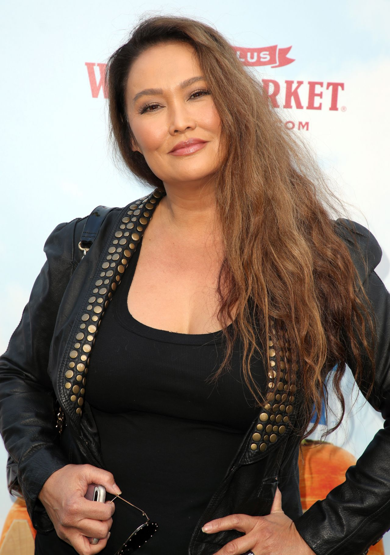 Tia Carrere Peter Rabbit Premiere In Los Angeles