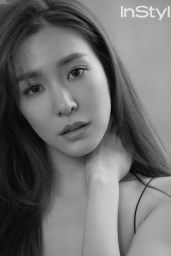 Tiffany Hwang - InStyle Magazine March 2018