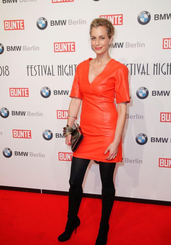 Tina Bordihn – BUNTE & BMW Host Festival Night, Berlinale 2018
