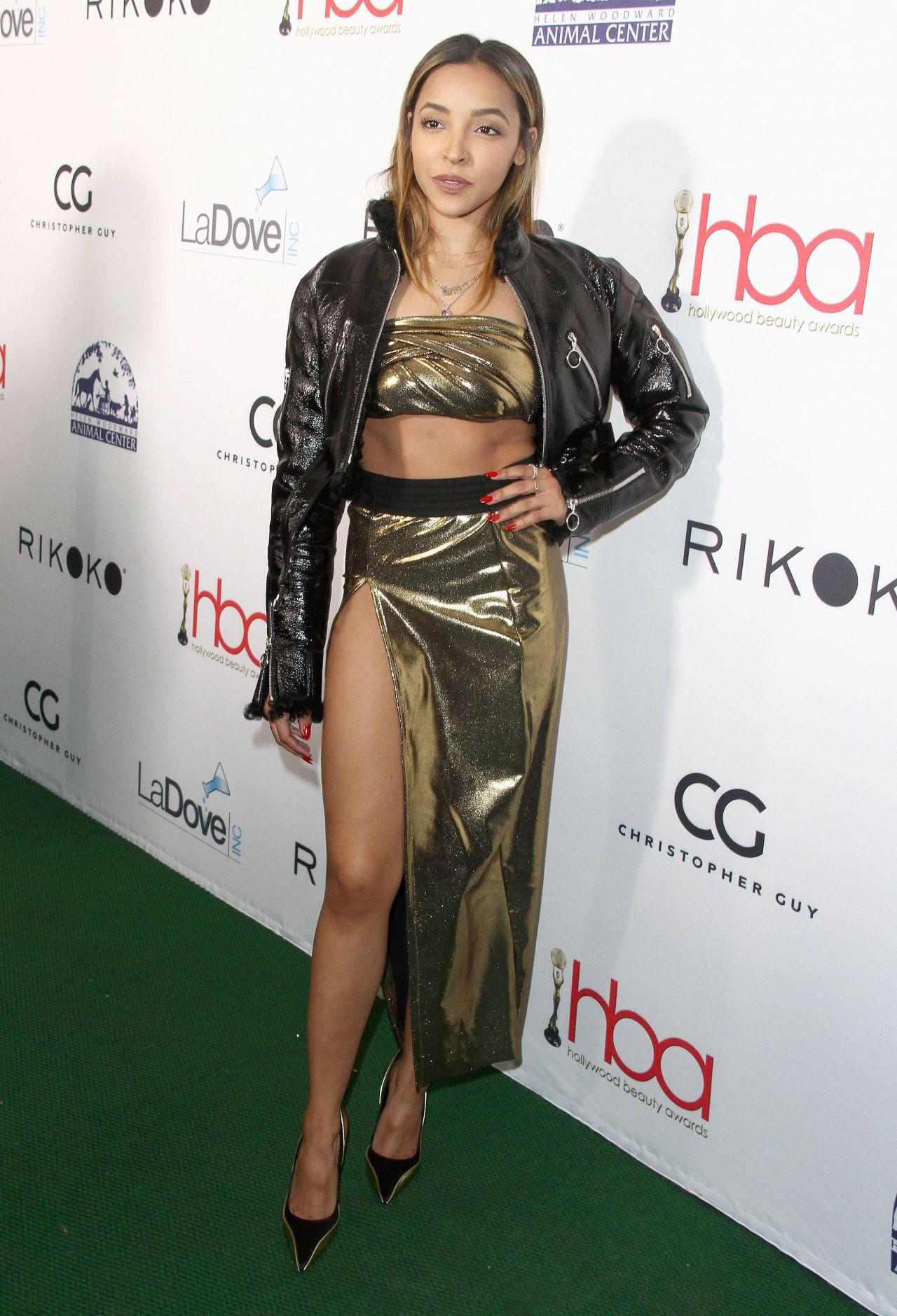 Tinashe 2018 Hollywood Beauty Awards In La