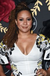"""Tracie Thoms - """"Unreal"""" and """"Mary Kills People"""" Lifetime Party in LA"""