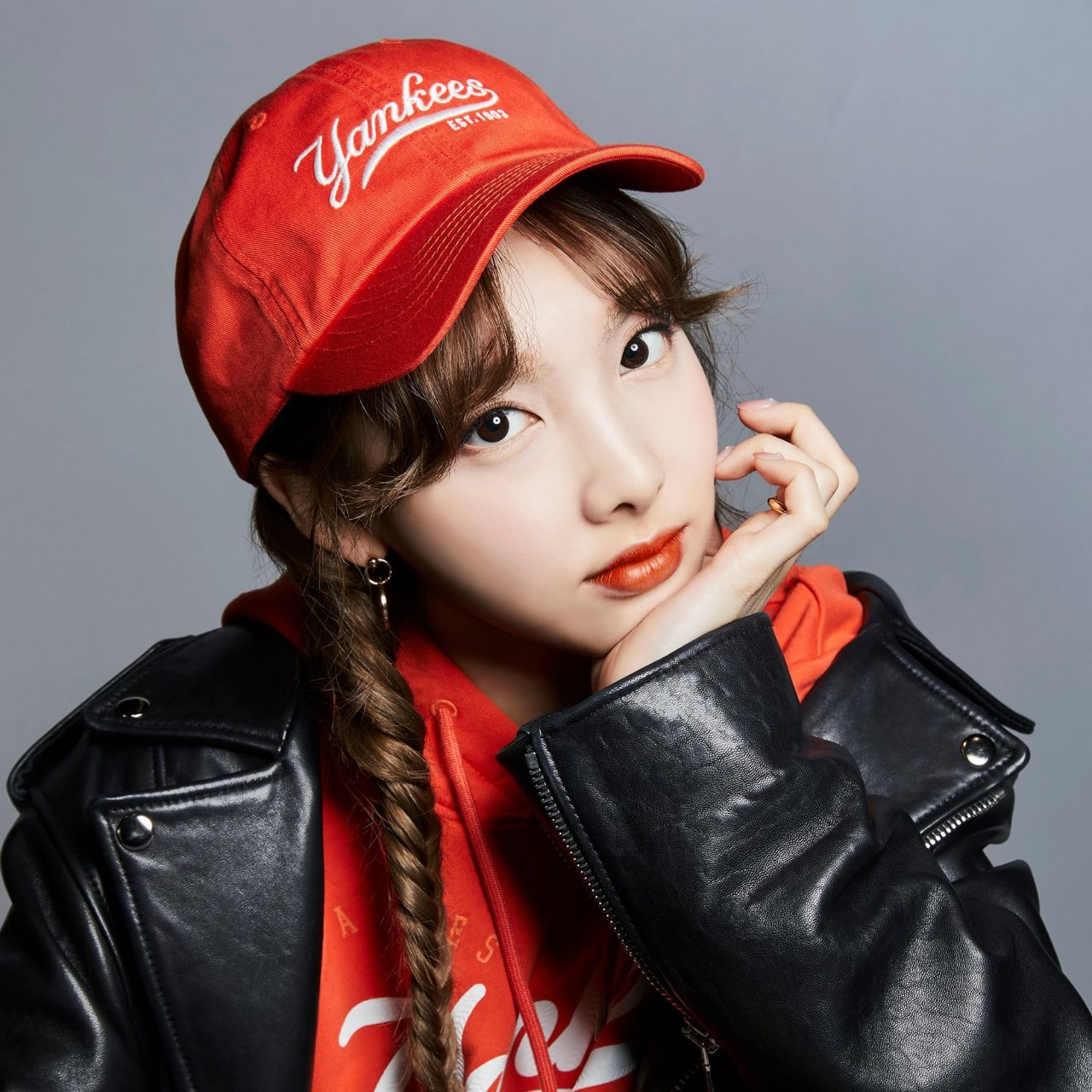 Twice Photoshoot For Mlb 2018