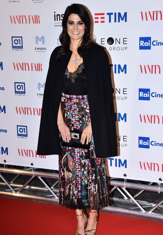 "Valeria Solarino – ""There Is No Place Like Home"" Premiere in Rome"