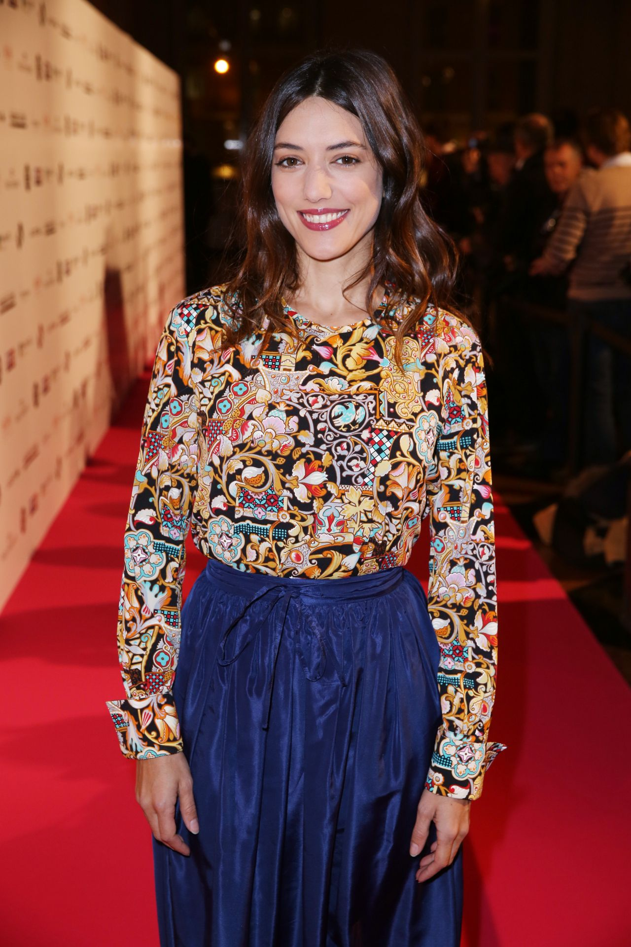 Vanessa Guide – 2018 French Film Awards in Paris • CelebMafia