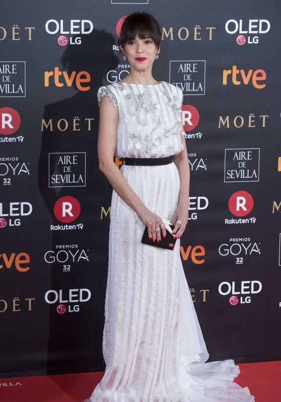 Veronica Sanchez – 2018 Goya Awards in Madrid