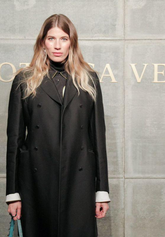 Veronika Heilbrunner – Bottega Veneta Show at NYFW 02/09/2018