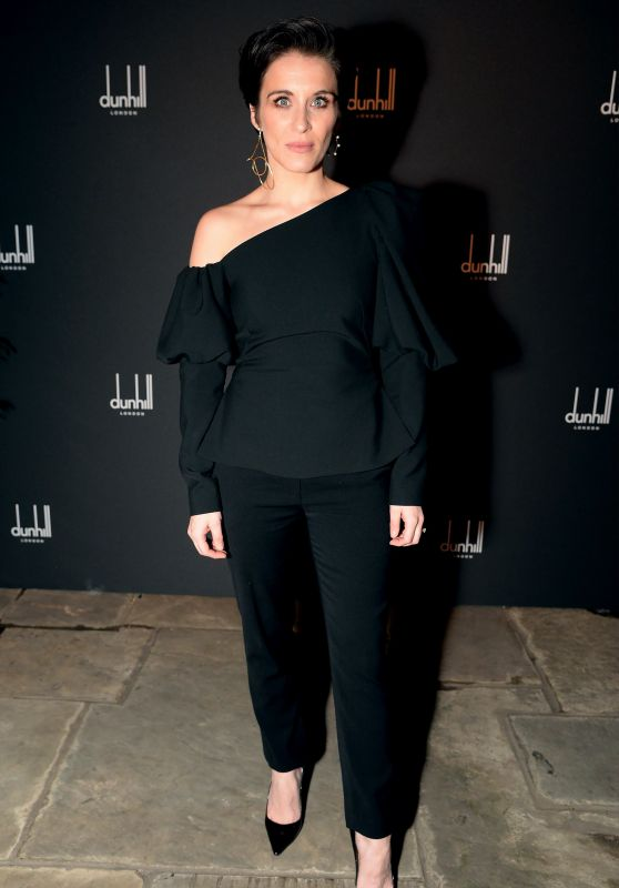 Vicky McClure – Dunhill & GQ Pre-BAFTA Filmmakers Dinner And Party in London