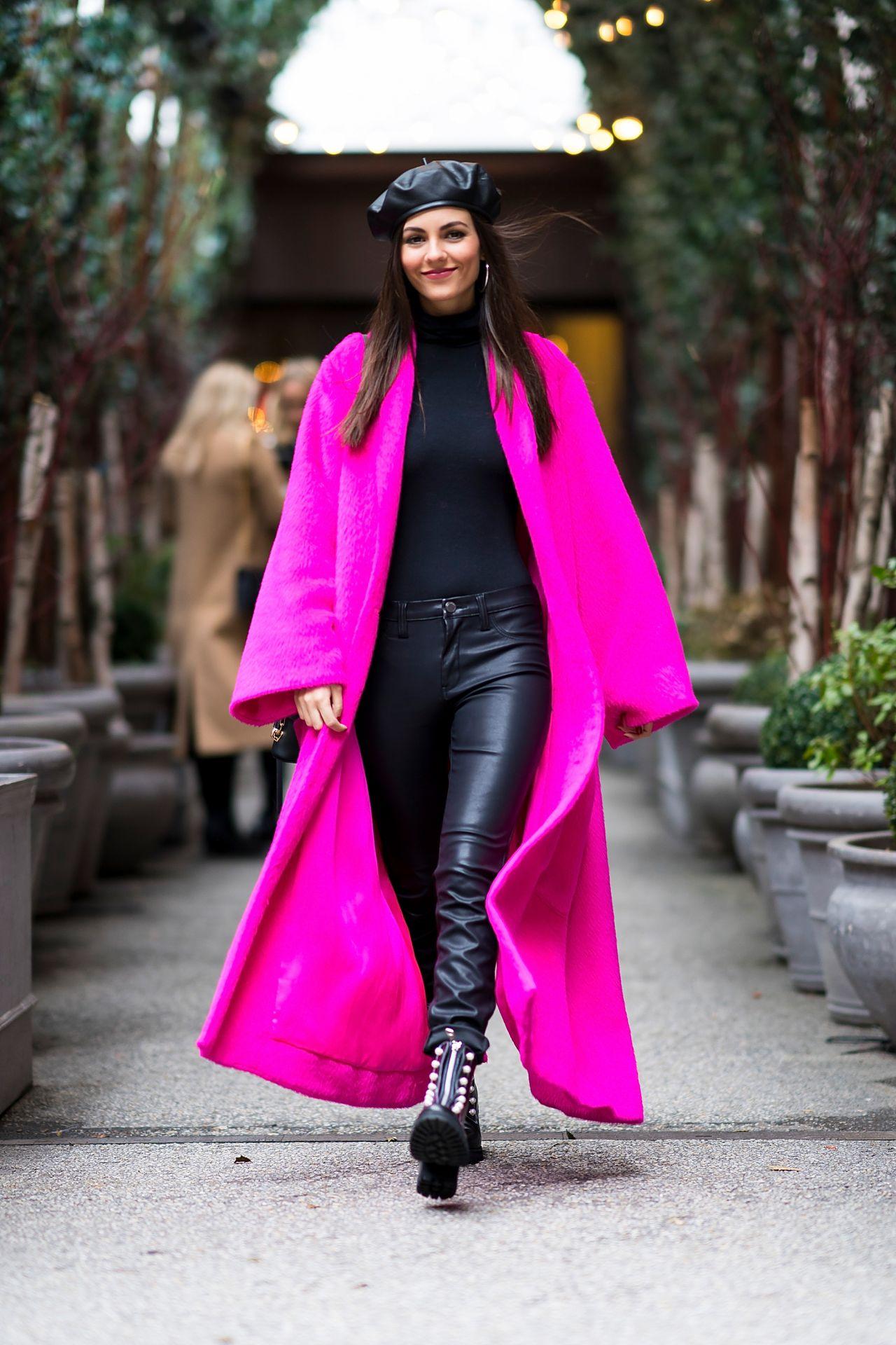 Victoria Justice Fashion Style