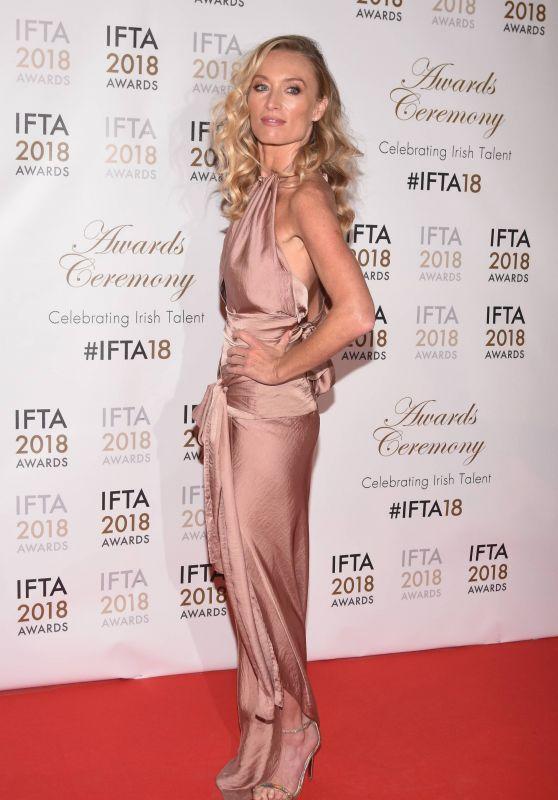 Victoria Smurfit – IFTA Film & Drama Awards 2018 in Dublin
